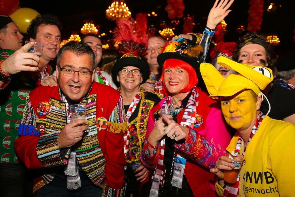 Parties, parties, parties in the Netherlands