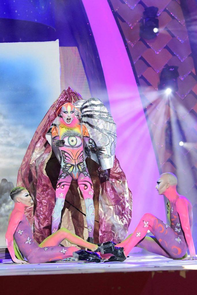 The Drag Queen Gala is one the most famous and high profile events of the entire carnival