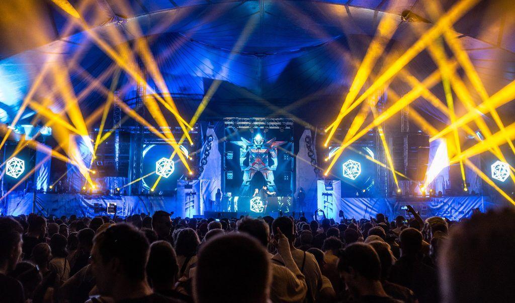 Let It Roll Drum & Bass Festival 2019