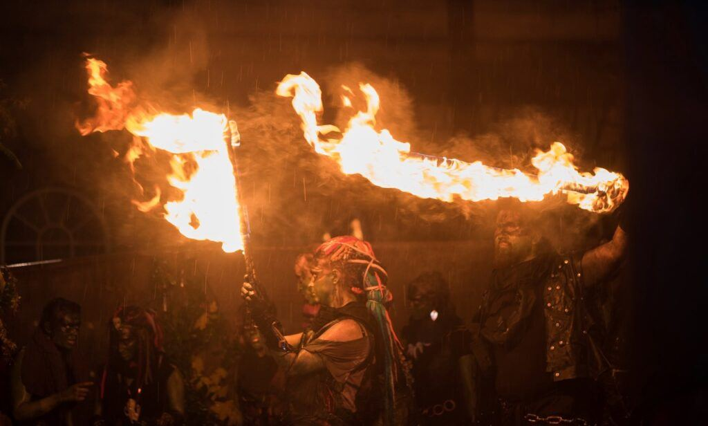 Samhuinn Fire Parade