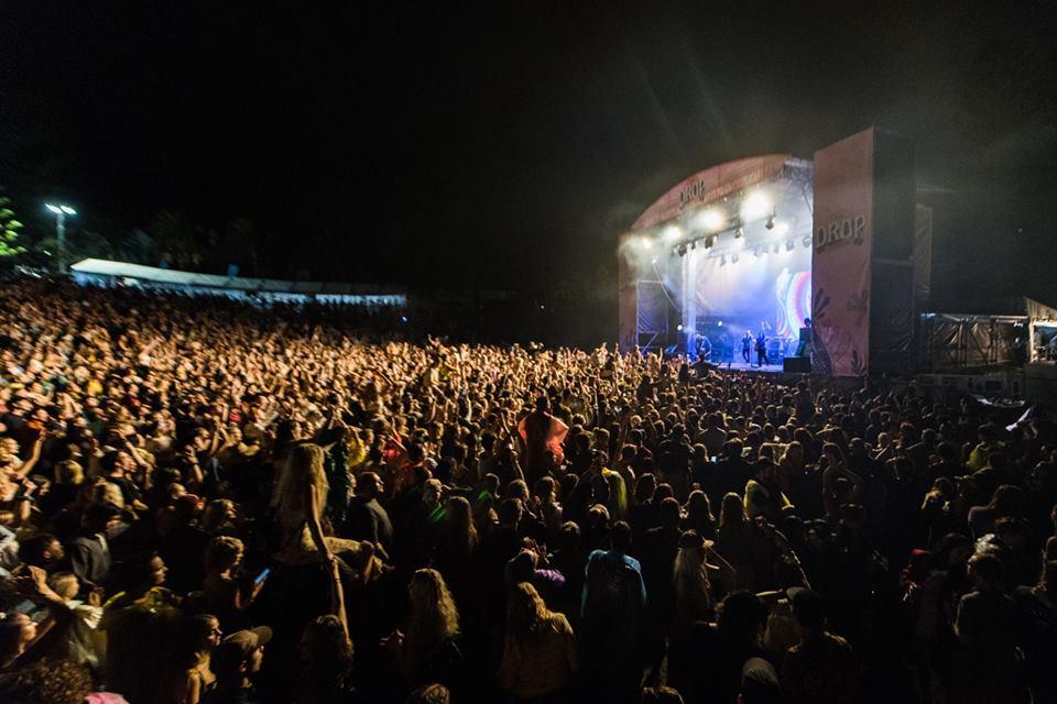 The Drop Festival Newcastle during Surfest