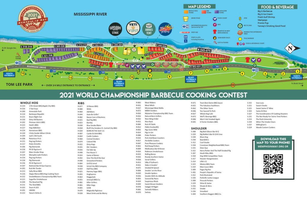 World Championship Barbecue Cooking Contest