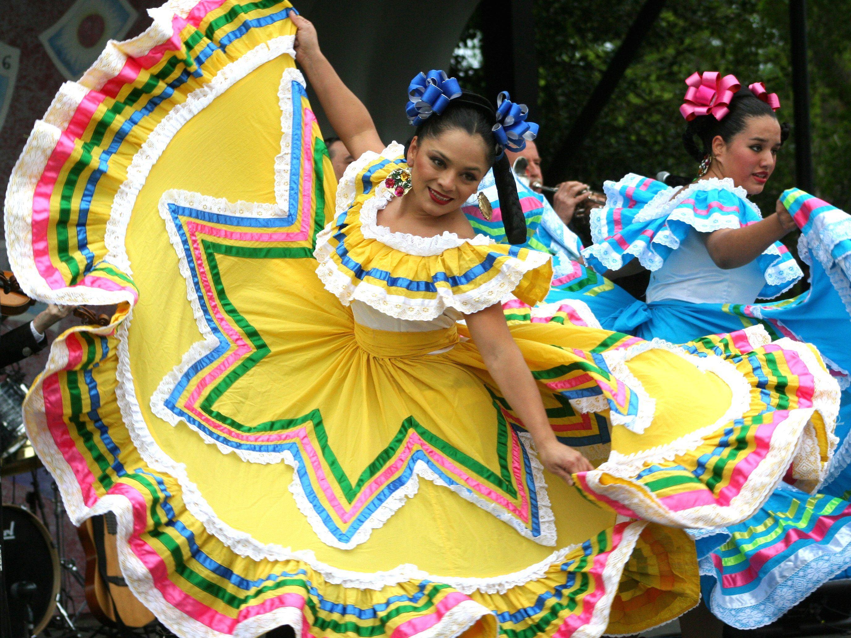 Cinco De Mayo in Puebla, Mexico