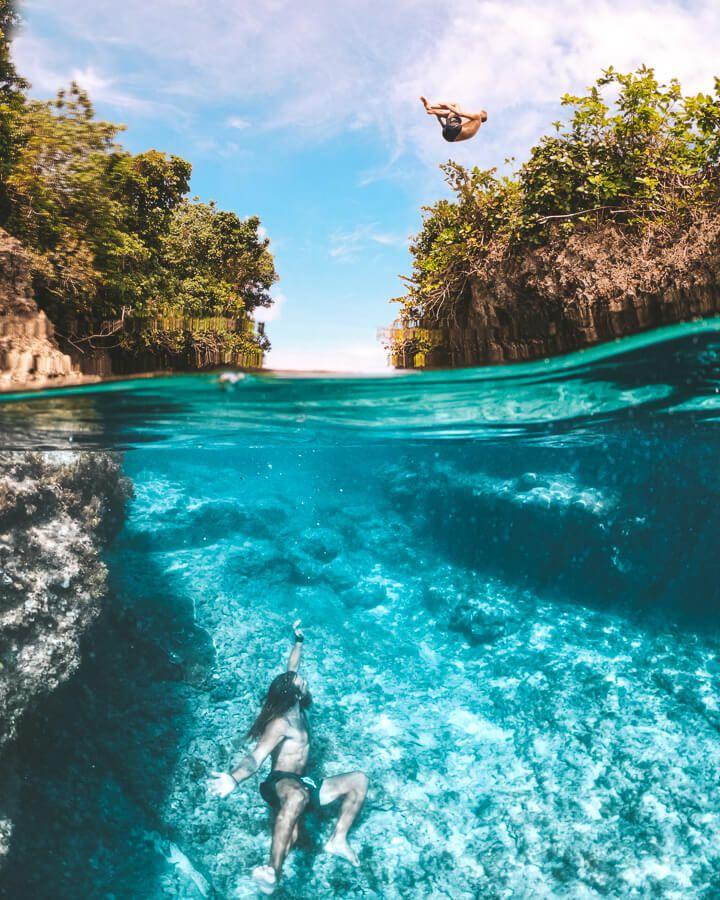 exploring siargao island Philippines