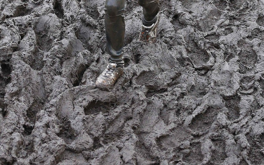 Tough Guy Obstacle Course Race in UK