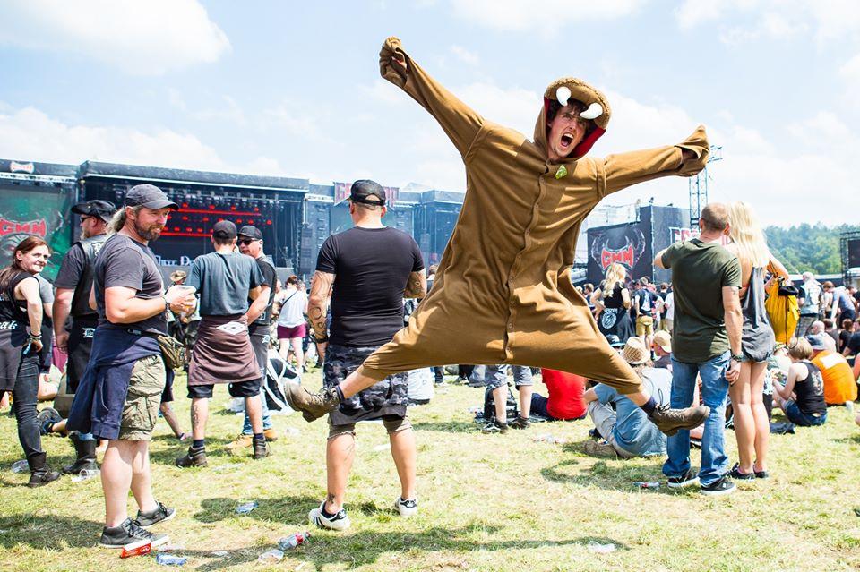 Graspop metal festival