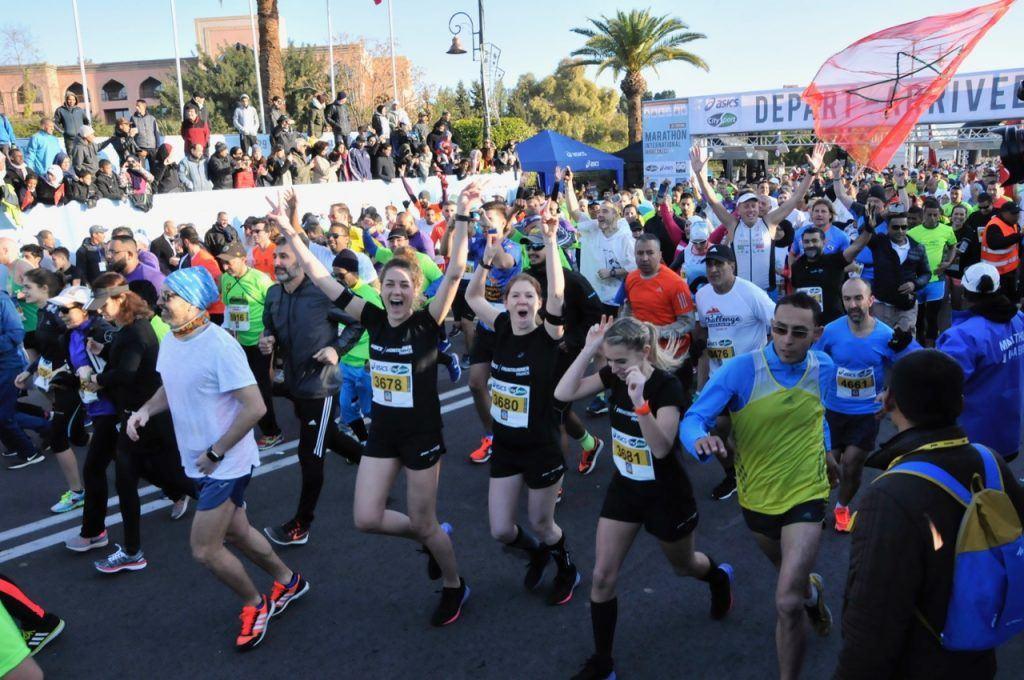 Marrakech Marathon 2021