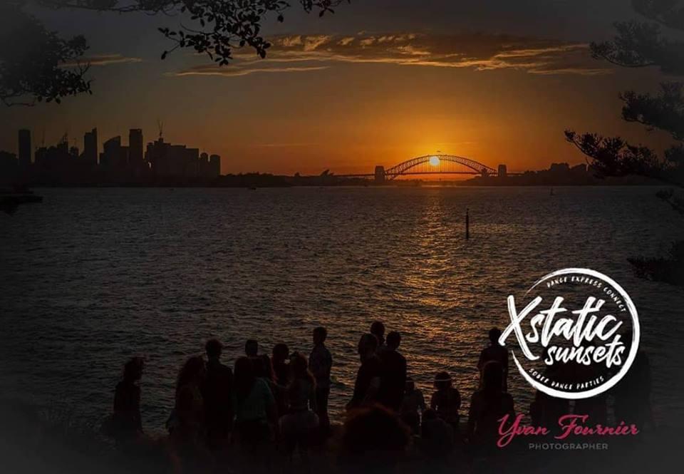 Xstatic Sunsets Sydney Sober Dance Festival
