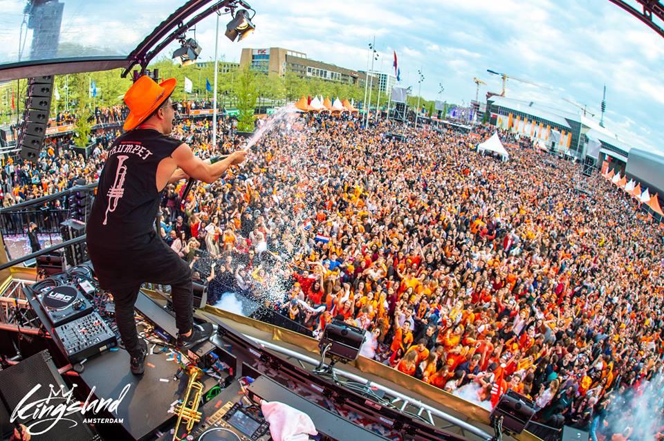 kingsland festival 2019 in Amsterdam, netherlands