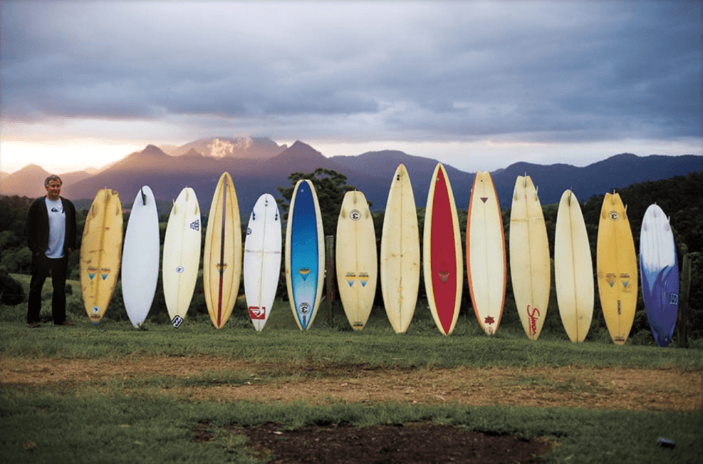 Simon Anderson Surfboards