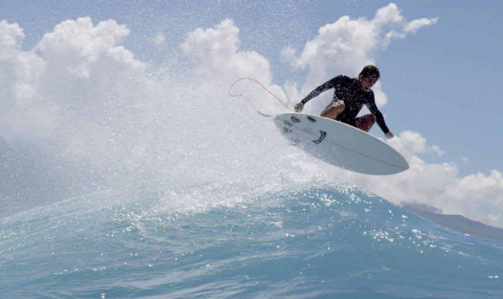 Joe Turpel World Surf League