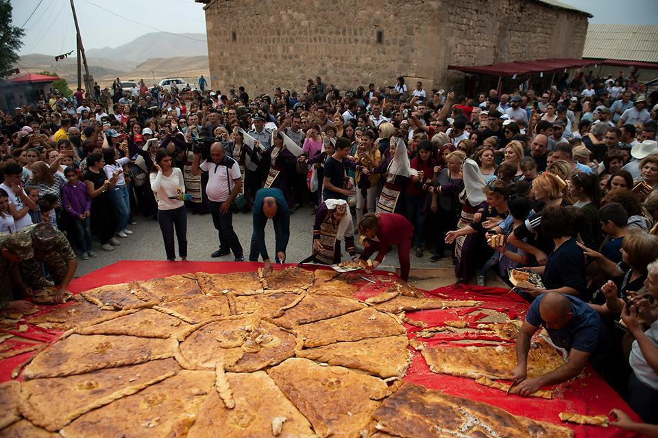Festivals in Armenia