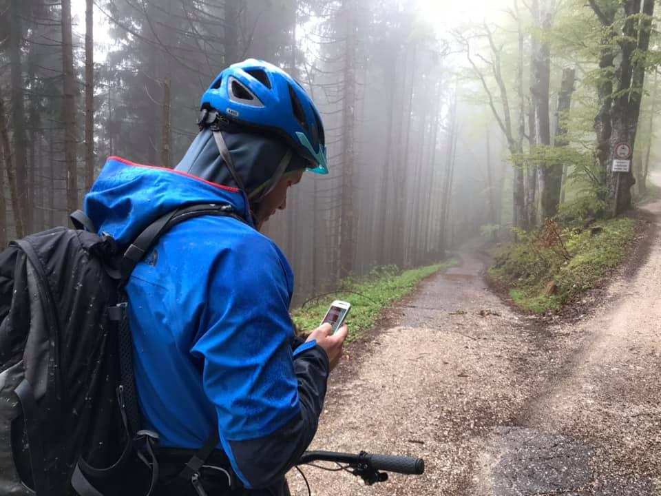 E Mountain Biking in Germany