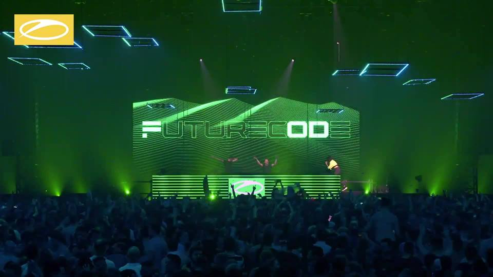 FUTURECODE interview at A State of Trance