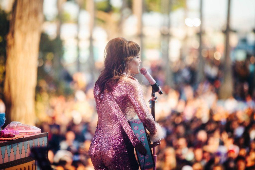 Jenny Lewis at Ohana Festival