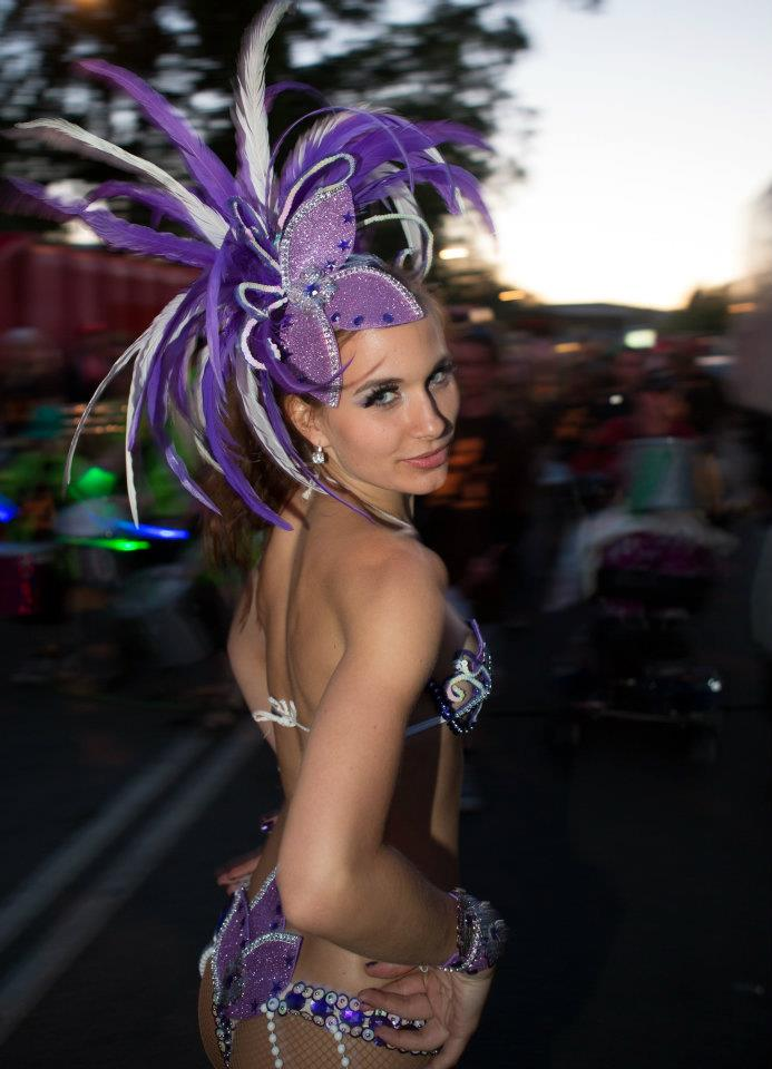 stunning costumes at carnival