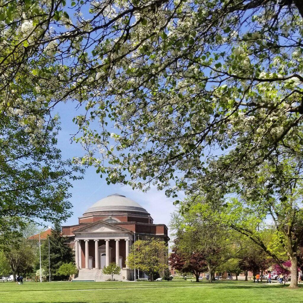 Syracuse university, Hendricks Chapel