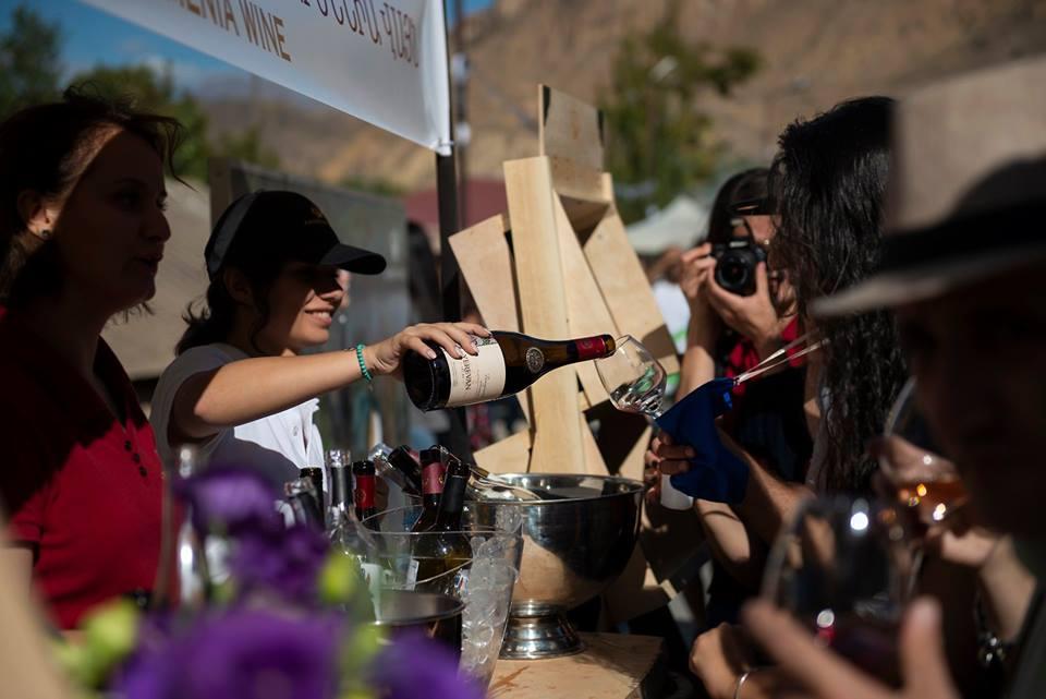 Areni Wine Festival in Armenia