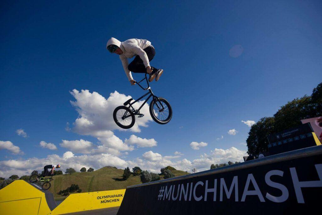 BMX at Munich Mash