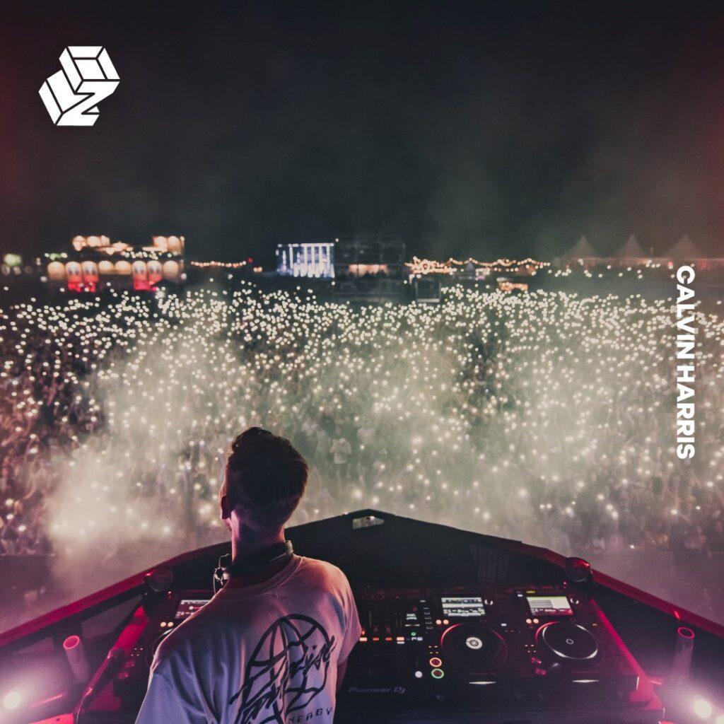 DJ Calvin Harris Zurich Openair