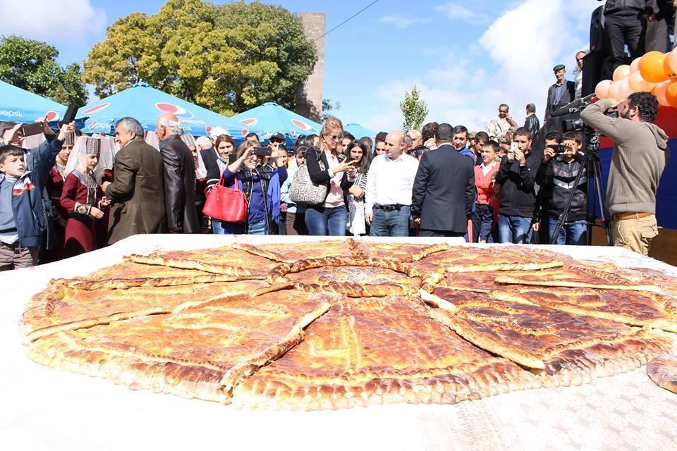 Gata festival in Armenia