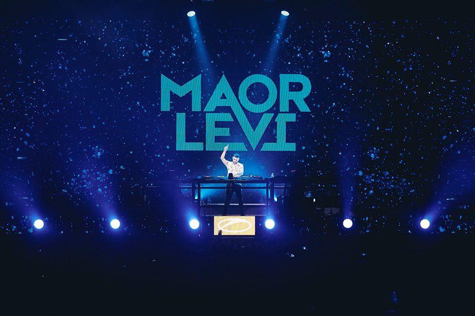 Maor Levi at ASOT900 2019