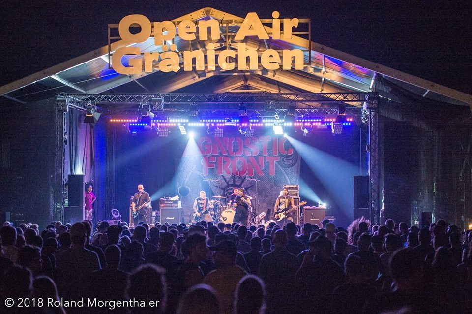 Open Air Gränichen 2019