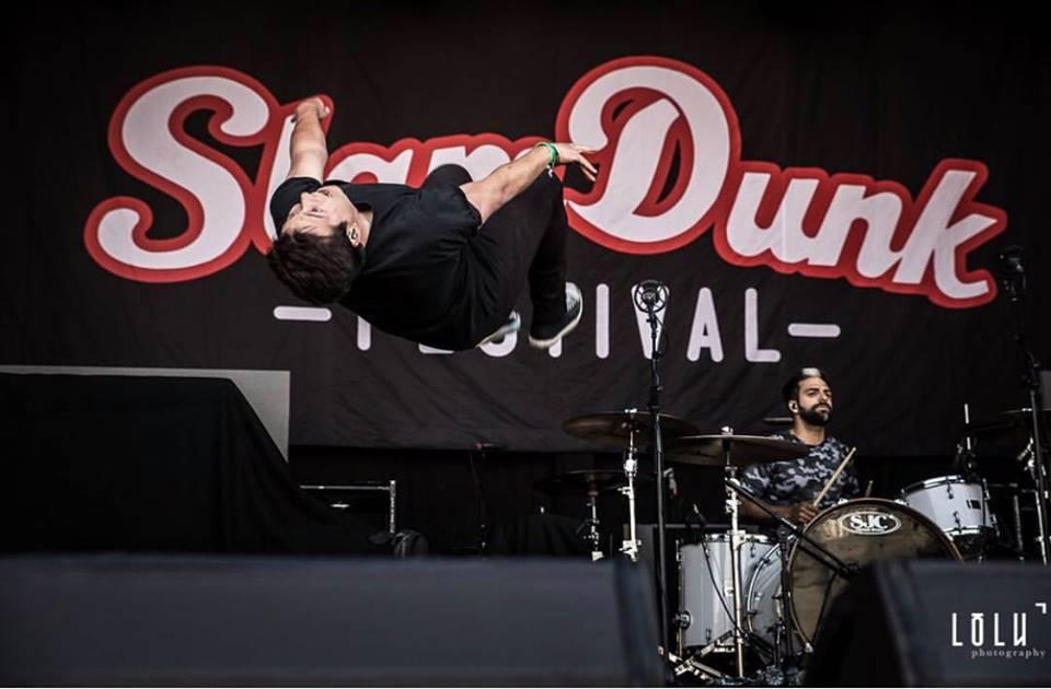 Slam Dunk Festival in the UK