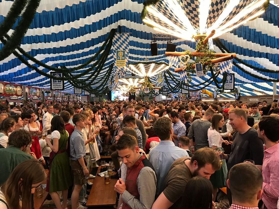 Springfest in Munich 2019