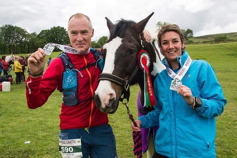 Winning Man v Horse