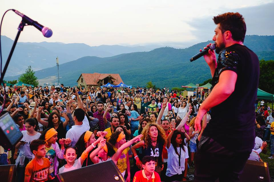 Yell Extreme Festival in Armenia