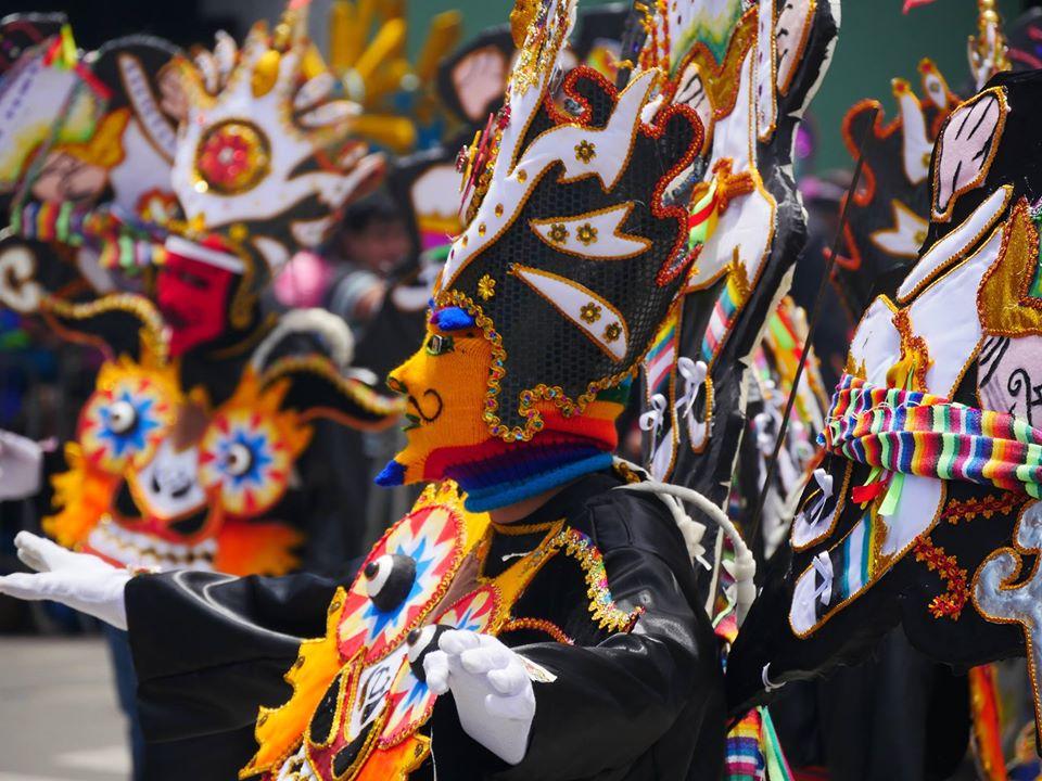 Cajamarca Carnival the craziest party in Peru