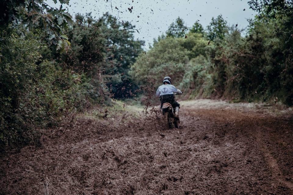 Off road motorcrosss race Deus Swank Rally