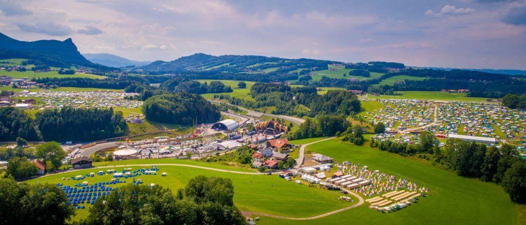 Salzburgring in Salzburg, Austria