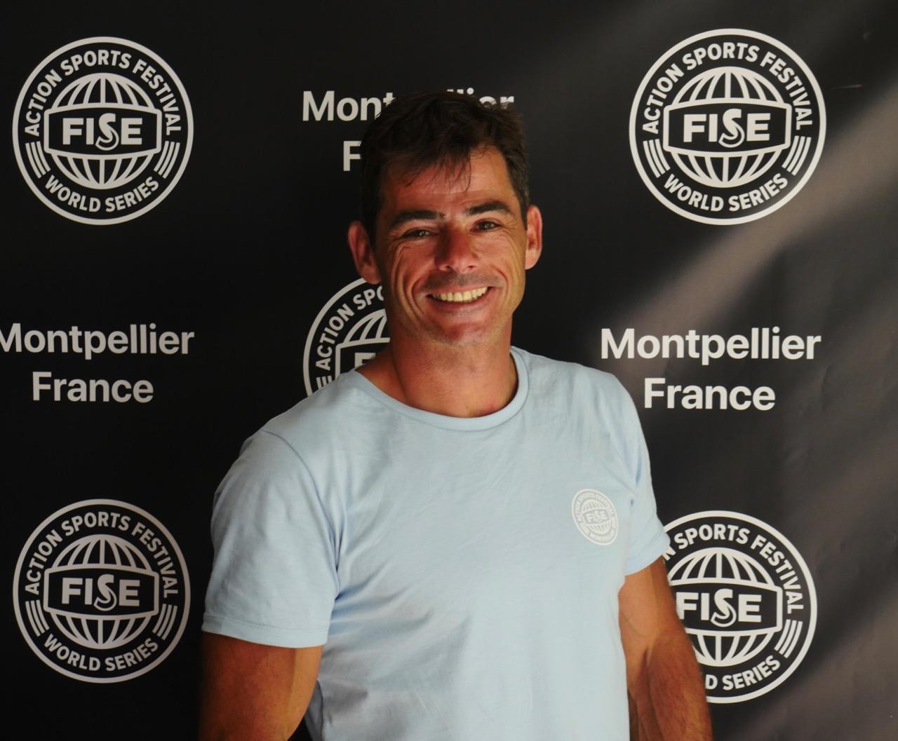 Hervé Andre-Benoit FISE Founder