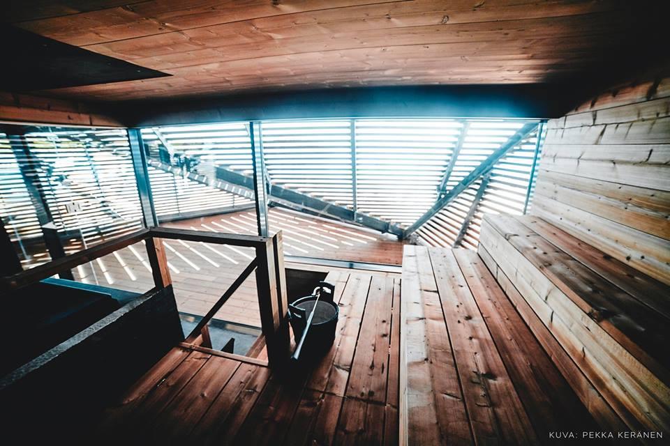 Löyly Sauna in Helsinki, Finland
