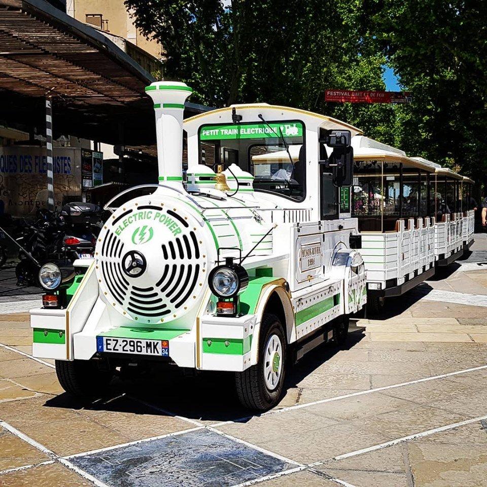 Tchou Tchou Train - Le Petit Train