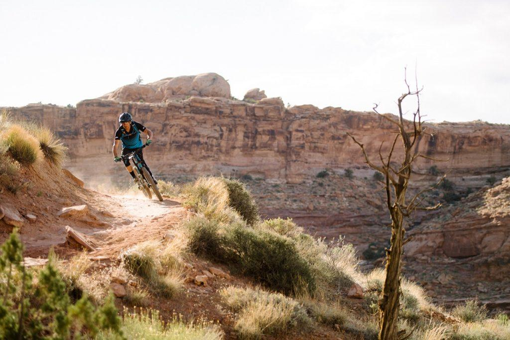 MTB in Moab, Utah