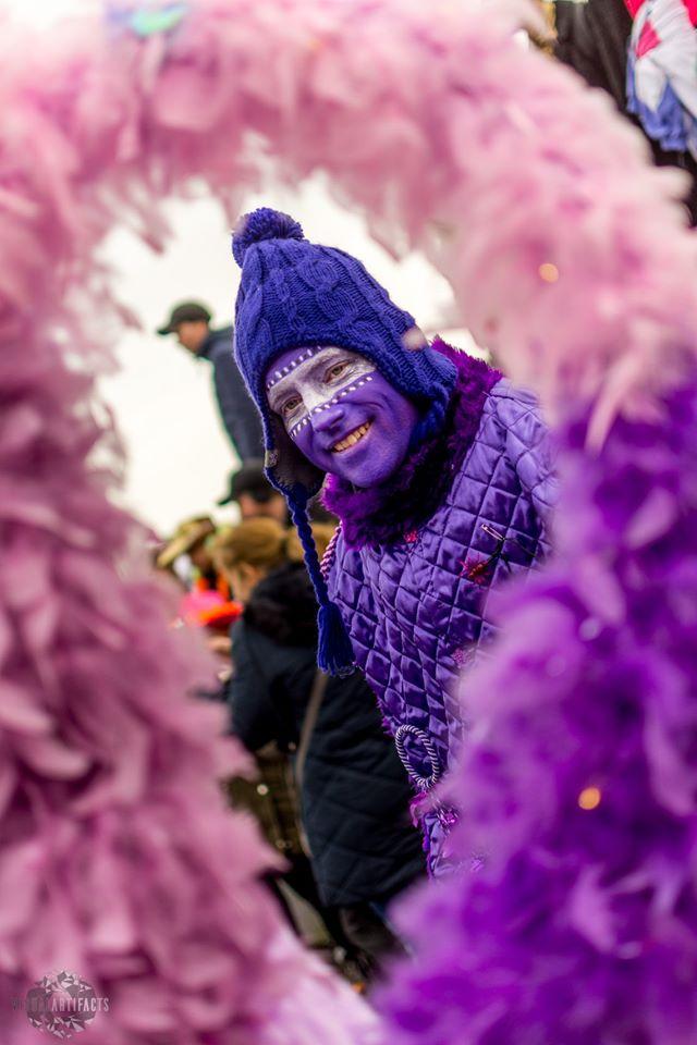 Maastricht Carnival fancy dress