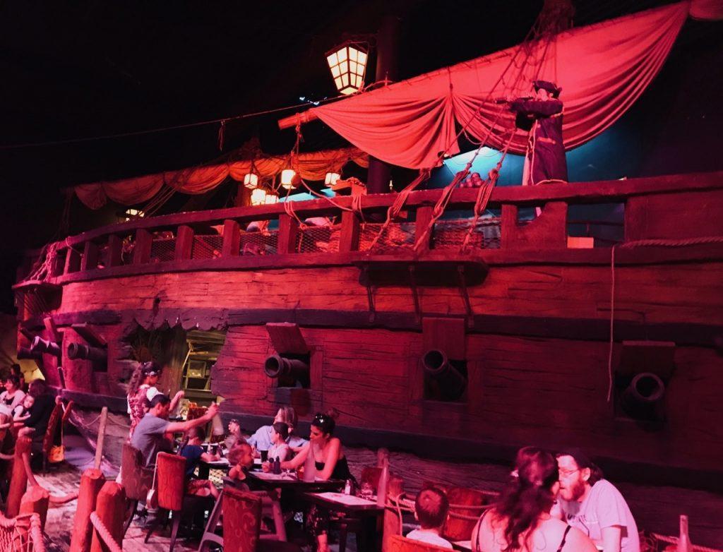 Pirates Paradise Restaurant