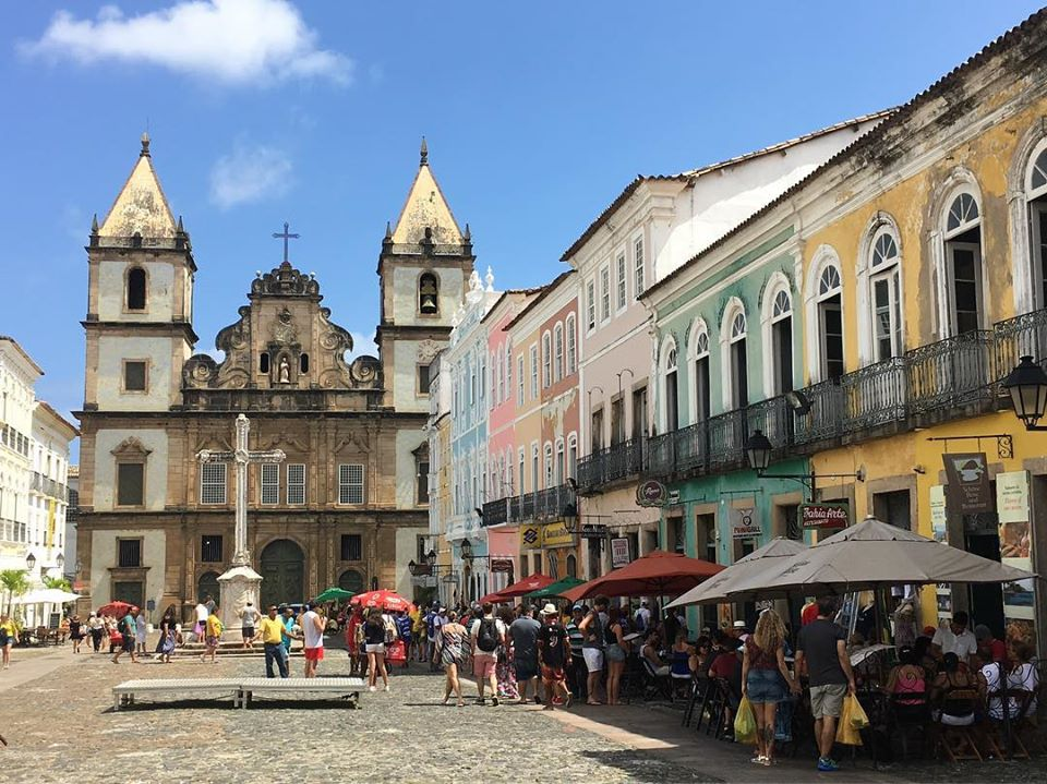 where to stay in Salvador, Brazil