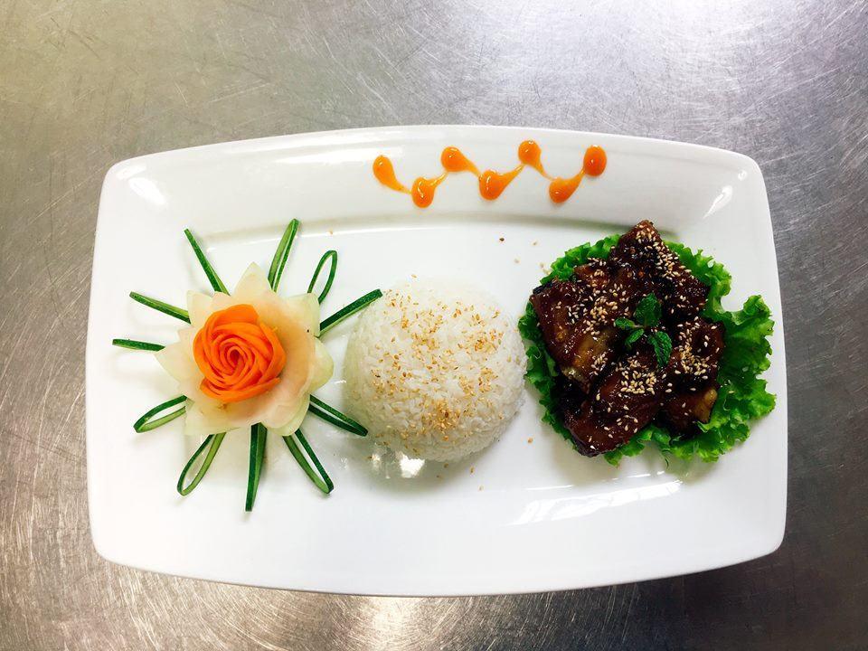 Streets Restaurant Café in Hoi An, Vietnam