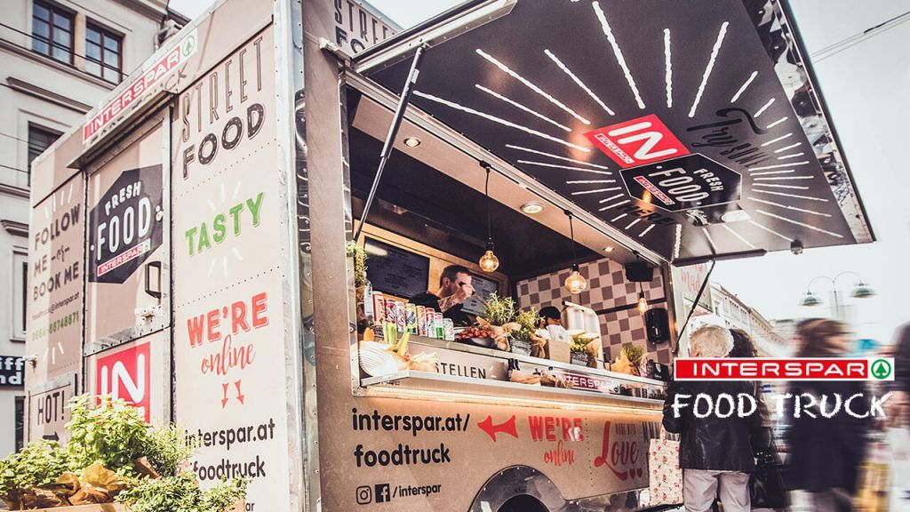Food Trucks at The Donauinselfest 2019