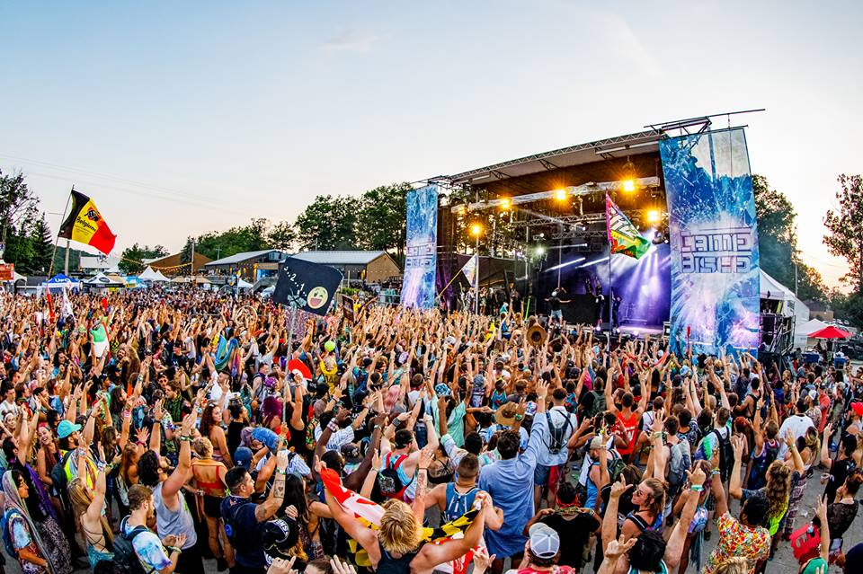 Camp Bisco 2019