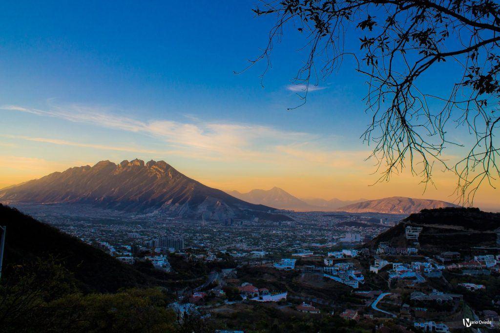 Parque Ecológico Chipinque in Monterrey