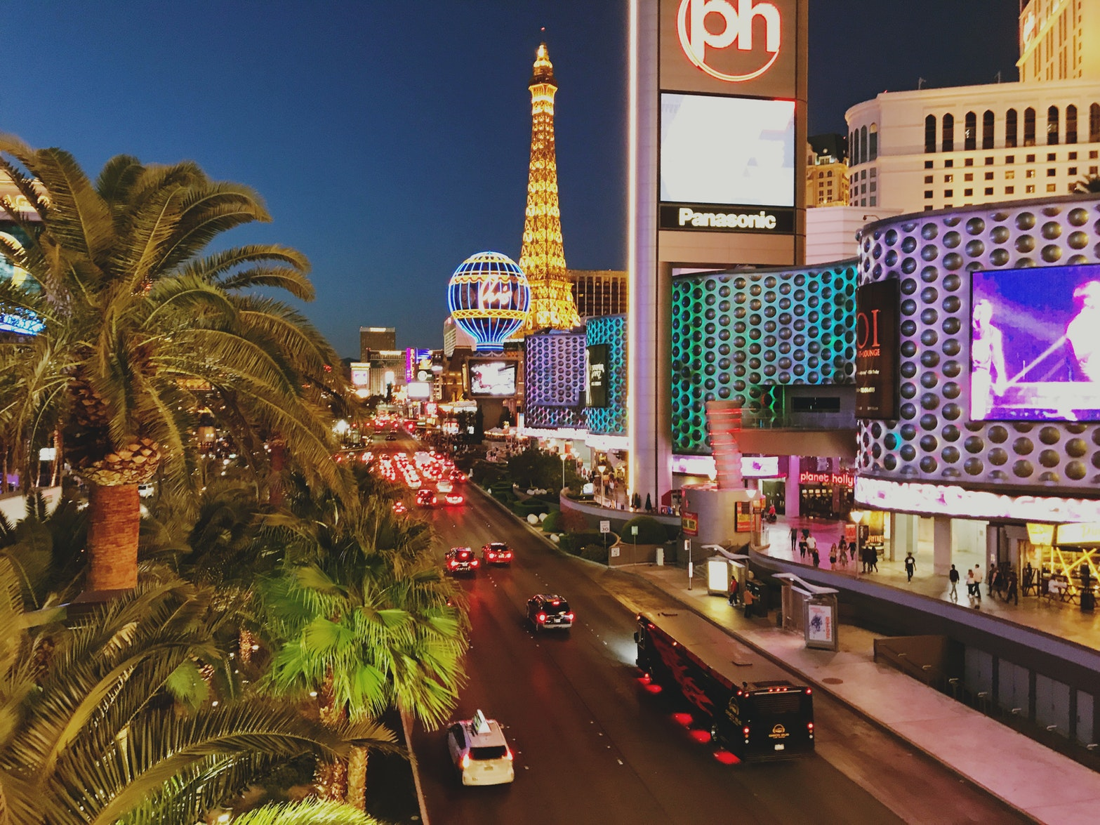 the best places to eat in Las Vegas