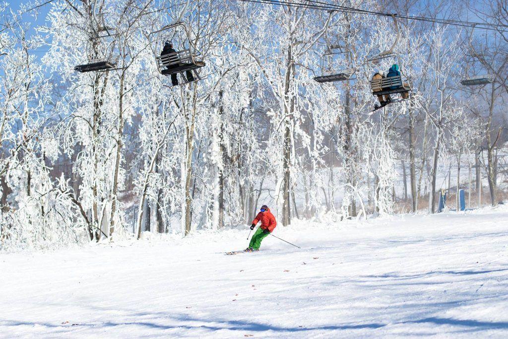 Winter Wonderland at Montage Mountain