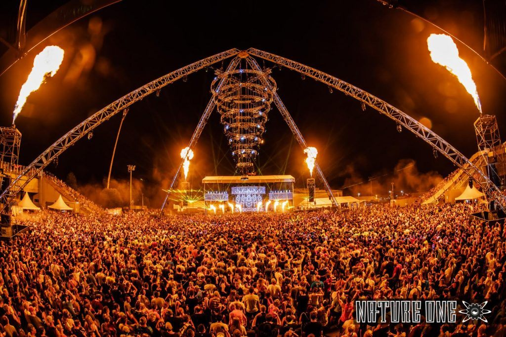 Germany's ultimate techno rave festival