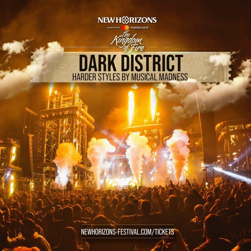Dark District at New Horizons