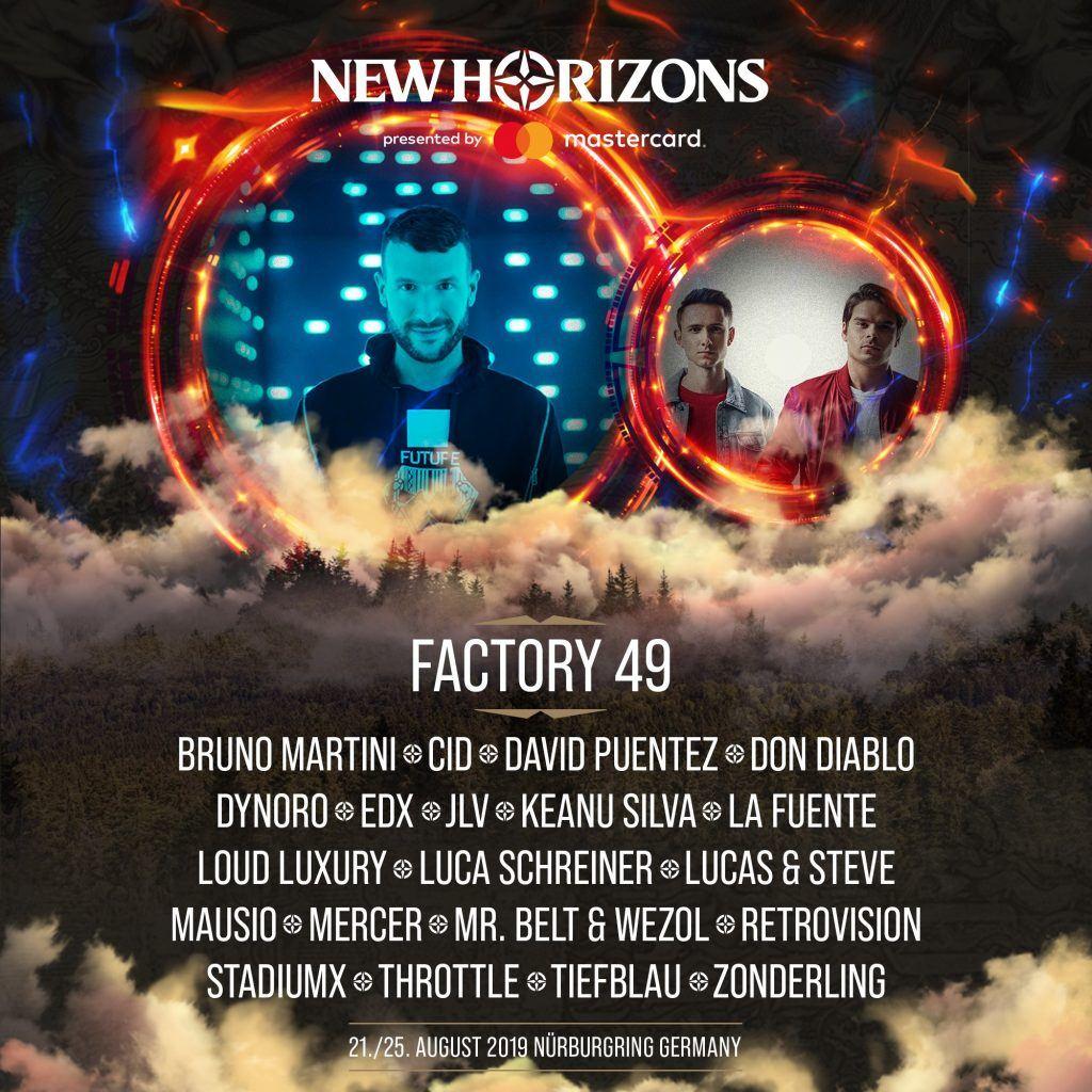 Factory 49 at New Horizons